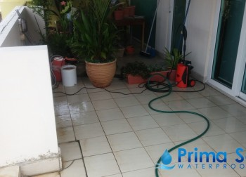 Balcony Waterproofing (Apartment – Joo Chiat Terrace)