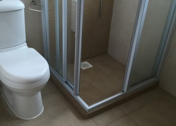 Common Bathroom Waterproofing (Apartment – Joo Chiat Terrace)