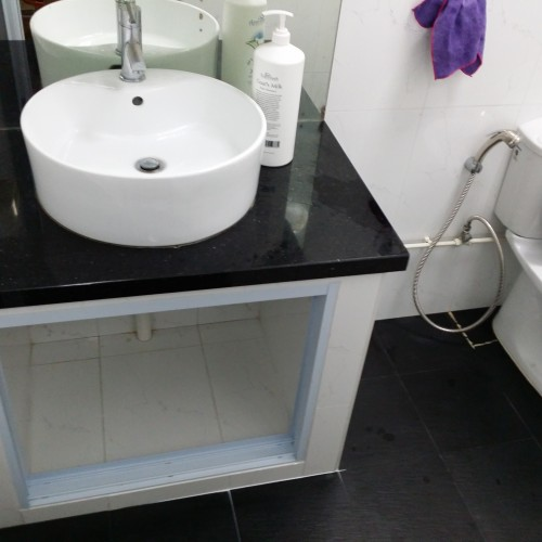 Common Bathroom - HDB Tampines Ave 5 -2