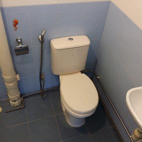 Master bathroom HDB Bedok North Ave 2 - 1