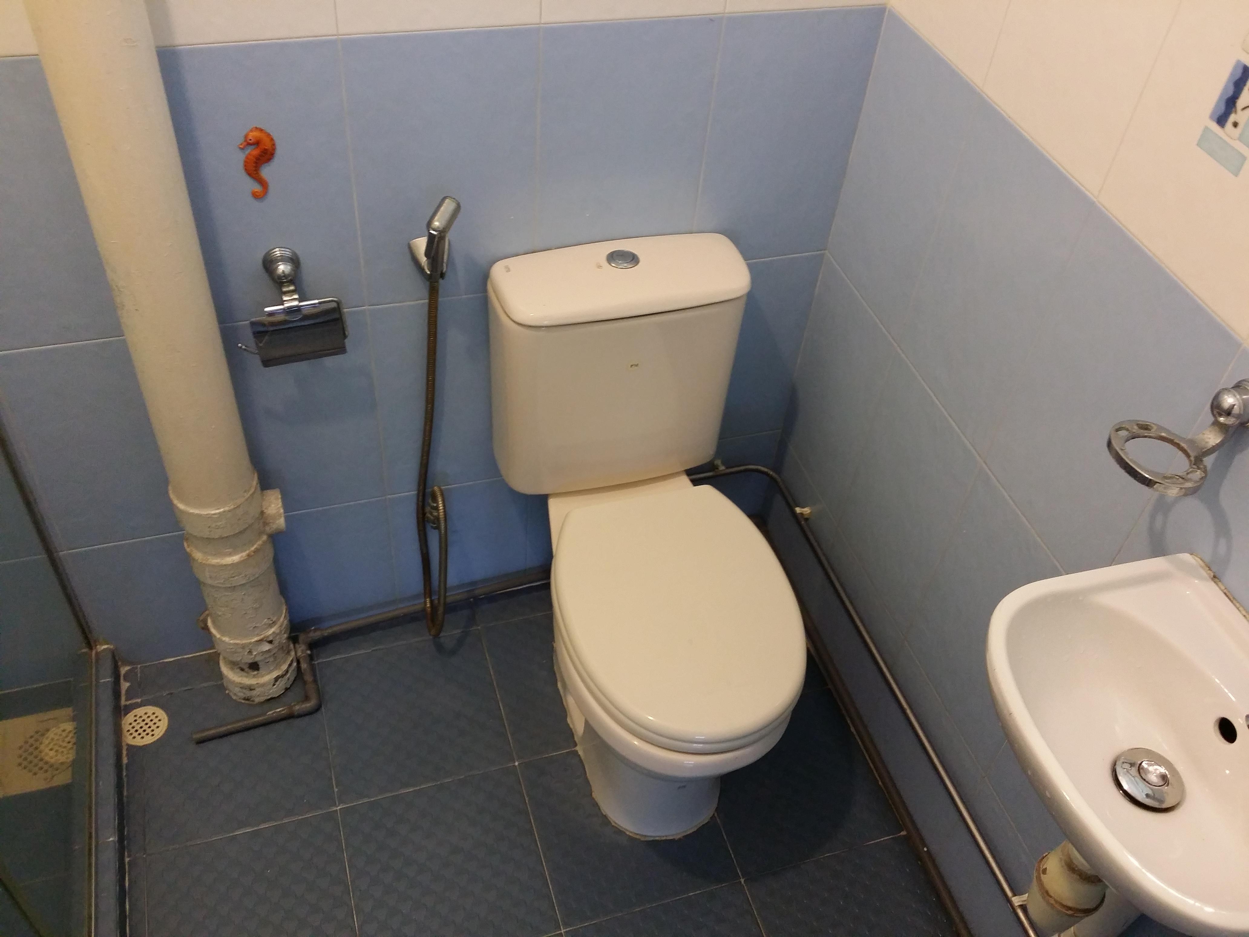 Master bathroom hdb bedok north ave prima seal