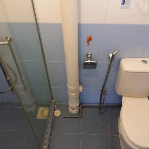 Master bathroom HDB Bedok North Ave 2 - 2