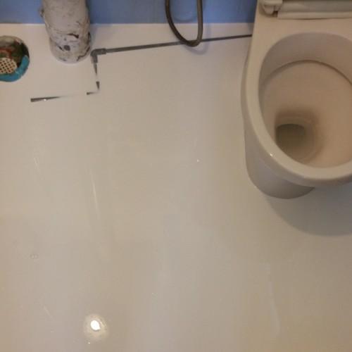 Master bathroom HDB Bedok North Ave 2 - 4