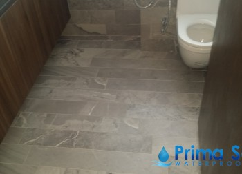 Master Bathroom Waterproofing (Landed – Wimborne Road)