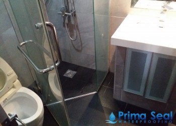 Master Bathroom Waterproofing (Condo – The Mayfair, Jurong East Street 32)