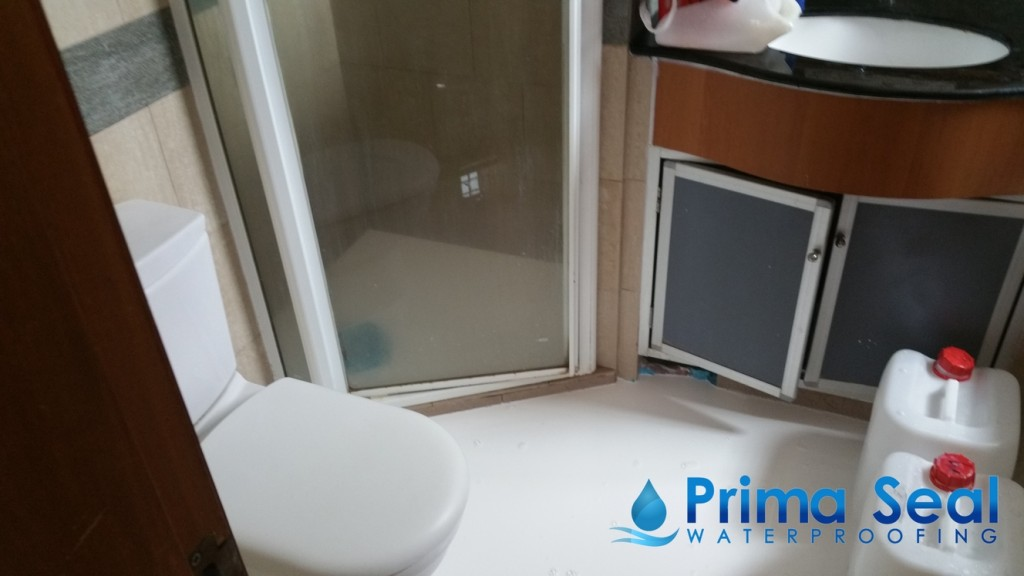 Toilet waterproofing condo pinevale tampines st 73 for 34 boon leat terrace