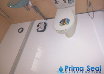 Common Bathroom Waterproofing Singapore (HDB – Tampines Street 11)