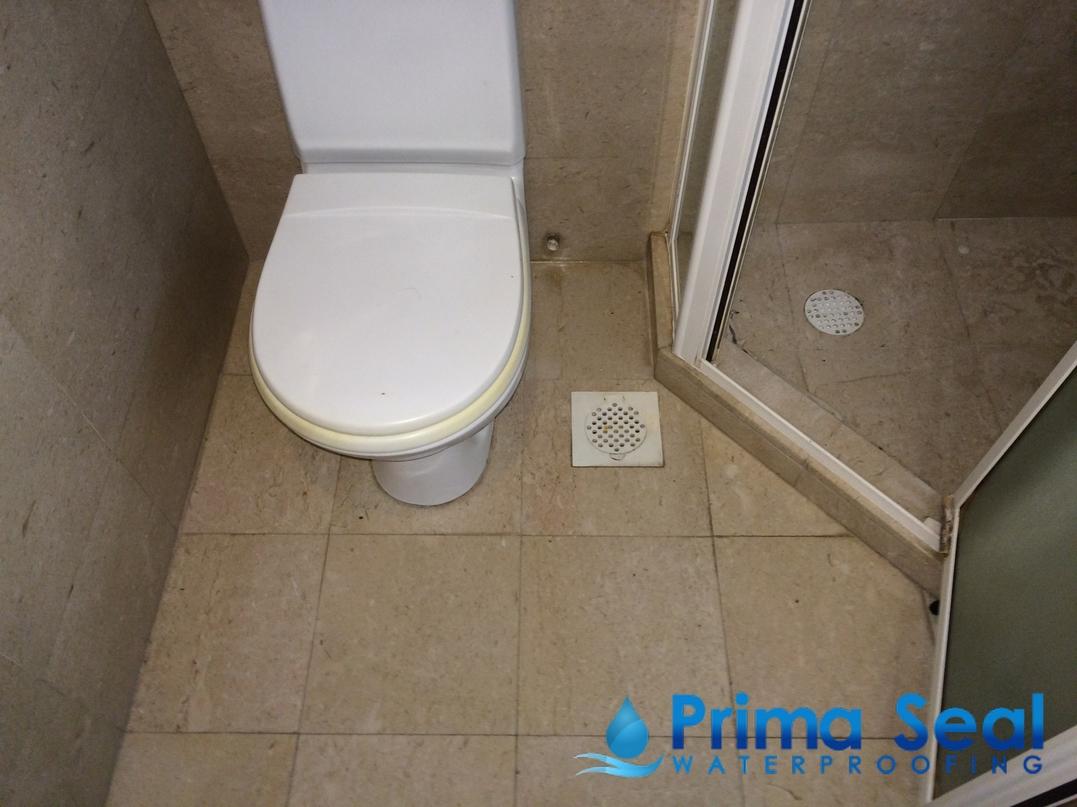 Common bathroom waterproofing singapore condo jalan
