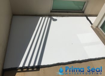 Balcony Waterproofing Singapore Flood Infusion Treatment, Landed at Simei Rise, Simei