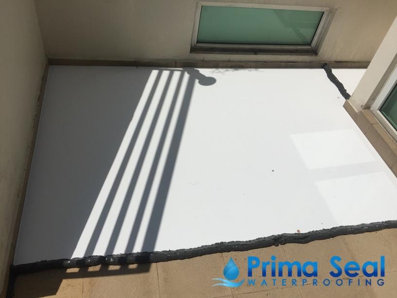 Balcony Waterproofing Singapore Flood Infusion Treatment