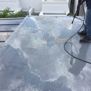 Concrete-Roof-waterproofing-singapore-5-layer-waterproofing-system-Fibreglass-treatment-Landed-Seletar-Green-View-Seletar-5