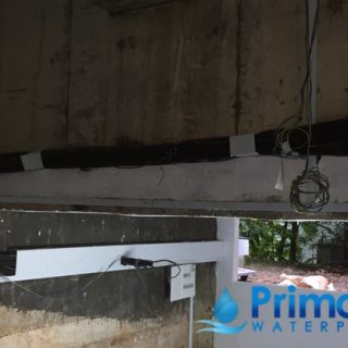 Wall Ceiling Amp Pillar Waterproofing Singapore Pu Grouting
