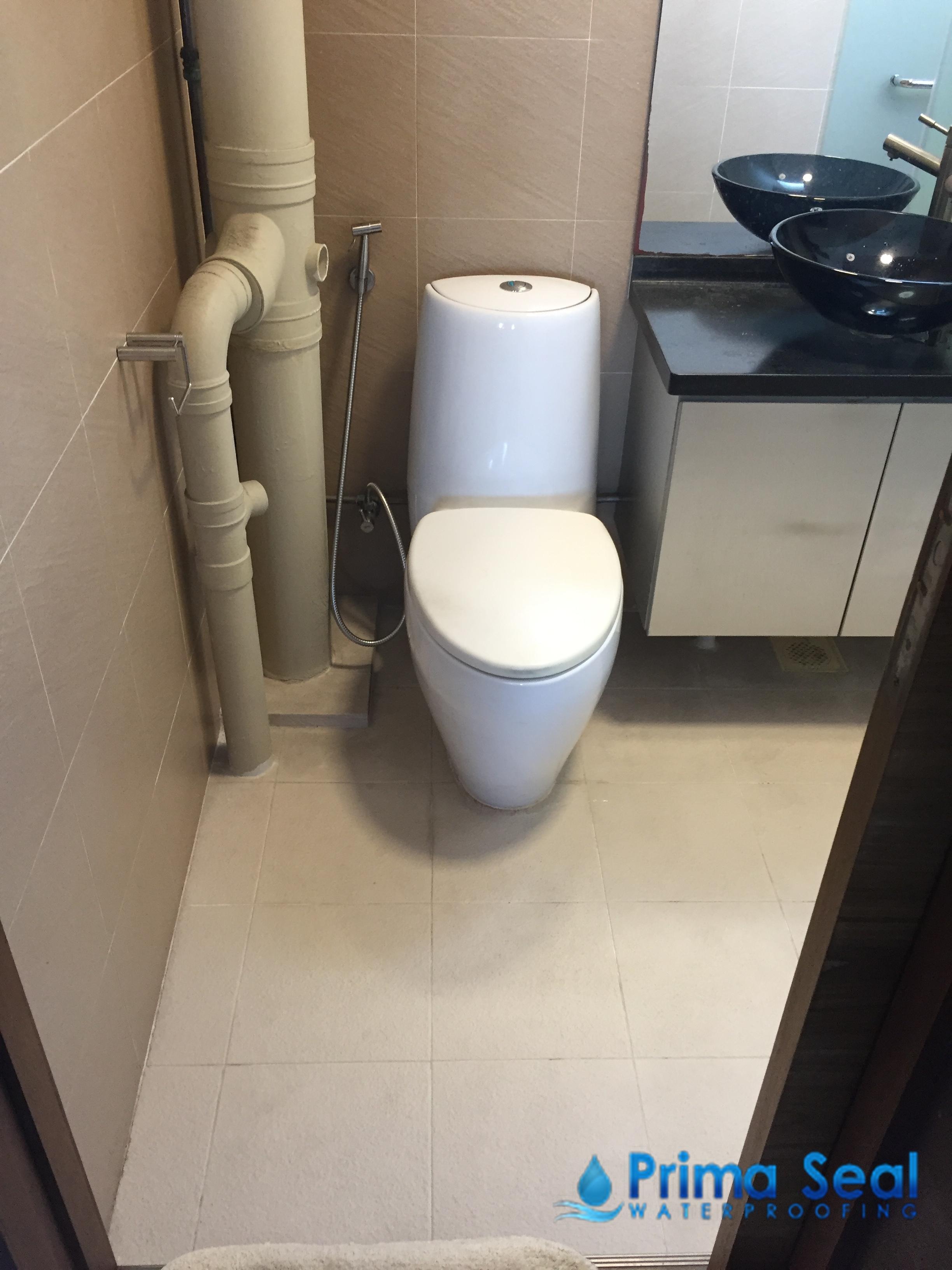 Cool Bathroom Waterproofing Tips Prima Seal Waterproofing Singapore Pdpeps Interior Chair Design Pdpepsorg