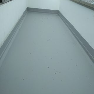 5 Layers Acrylic Waterproofing Membrane Fibreglass reinforced balcony waterproofing singapore landed bukit timah 6