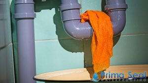 water leak detection prima seal waterproofing singapore