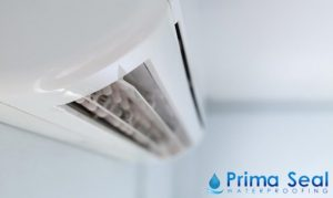 what causes air conditioner to leak water prima seal waterproofing singapore