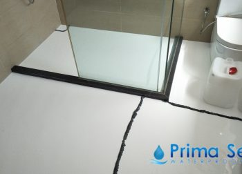 Bathroom Waterproofing Flood Infusion Treatment Singapore Condo Pasir Ris