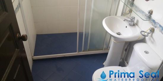 Bathroom Waterproofing - HDB Serangoon Ave 3 - 1