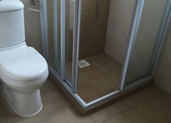Common Bathroom Waterproofing (Apartment – Joo Chiat Terrace)