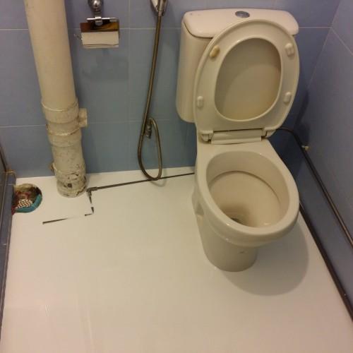 Master bathroom HDB Bedok North Ave 2 - 3