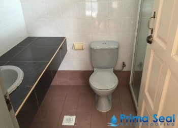 Master Bathroom Waterproofing (Landed – Onan Road)