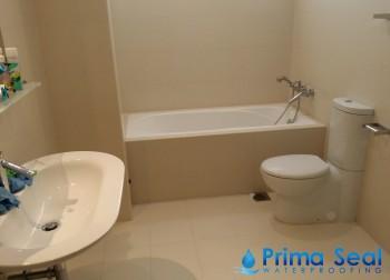 Master Bathroom Waterproofing (Landed – Coronation Drive)