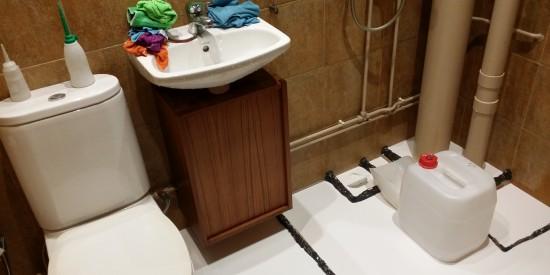 HDB-water-ponding-test-Tampines-St-22-Common-Bathroom-waterproofing-4_wm