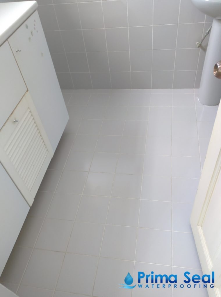 Common Bathroom Waterproofing Singapore Landed Watten