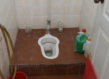 Common Bathroom Waterproofing Singapore (Apartment – Nadia Mansion, Ah Hood Road)