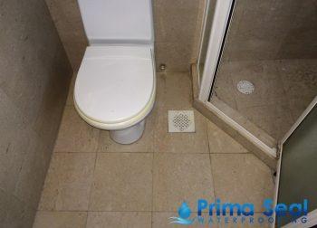Common Bathroom Waterproofing Singapore- (Condo- Jalan Mata Ayer)