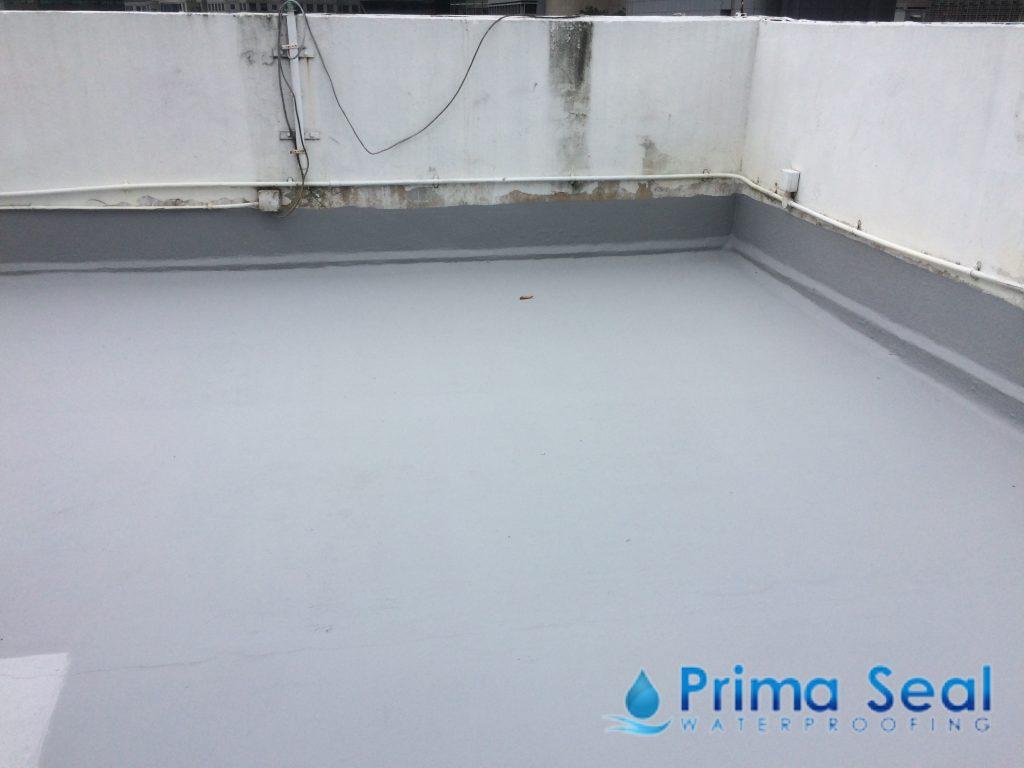 5 Layers Acrylic Waterproofing Membrane Fibreglass