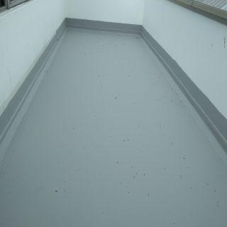 5 Layers Acrylic Waterproofing Membrane Fibreglass reinforced balcony waterproofing singapore landed bukit timah 6