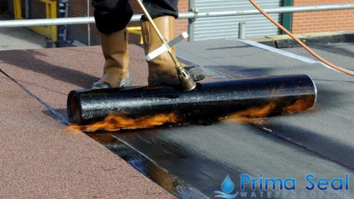 How Torch On Membrane Waterproofing Works