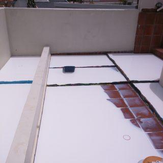 flood infusion treatment balcony waterproofing singapore landed bedok 3