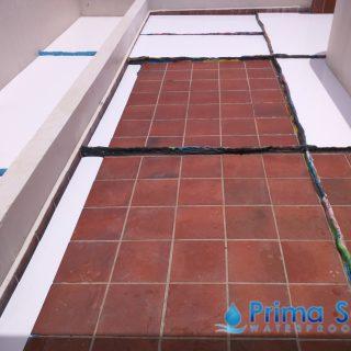 flood infusion treatment balcony waterproofing singapore landed bedok 4