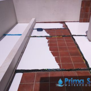 flood infusion treatment balcony waterproofing singapore landed bedok 5